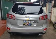 Bán xe Hyundai Santa Fe SLX đời 2009, màu bạc, nhập khẩu - LH 0906238733