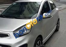 Bán xe Kia Morning MT sản xuất 2013, màu bạc giá cạnh tranh