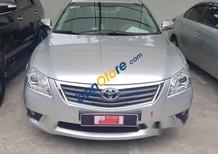 Cần bán xe Toyota Camry 2.4G sản xuất năm 2010, màu bạc, 730tr