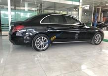 Bán Mercedes C200 năm sản xuất 2015, màu đen