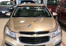 Bán Chevrolet Cruze 1.6MT sản xuất 2016, màu vàng, xe đi ít