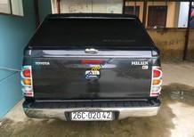 Bán xe Toyota Hilux E năm 2009, màu đen, nhập khẩu, xe đẹp như mới