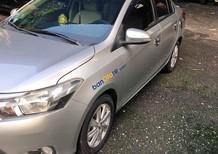 Bán Toyota Vios E MT sản xuất năm 2015, màu bạc