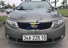Cần bán Kia Forte SLI năm sản xuất 2008, màu xám, xe nhập,, giá chỉ 345 triệu