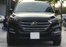 Bán Hyundai Tucson Limited 2.0 AT năm sản xuất 2016, màu đen, xe nhập