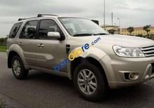 Bán Ford Escape XlS 2.3 năm 2008, màu vàng cát, nguyên zin từ trong ra ngoài