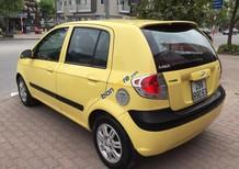 Bán Hyundai Getz 1.1AT sản xuất năm 2008, màu vàng, nhập khẩu
