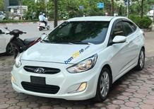 Bán xe Hyundai Accent sản xuất 2011, màu trắng, 398 triệu