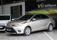 Cần bán xe Toyota Vios E 1.5MT năm sản xuất 2016, xe đi kĩ còn rất mới