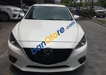 Cần bán lại xe Mazda 3 đời 2017, màu trắng