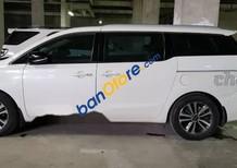 Bán ô tô Kia Sedona sản xuất 2017, màu trắng như mới