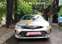 Cần bán gấp Toyota Camry 2.5G năm sản xuất 2016, màu vàng, giá tốt