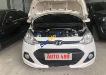 Bán Hyundai Grand i10 đời 2016, màu trắng, xe đi như xe mới