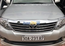 Xe Cũ Toyota Fortuner MT 2014
