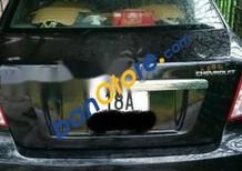 Bán Chevrolet Lacetti 2011, màu đen, giá 280tr