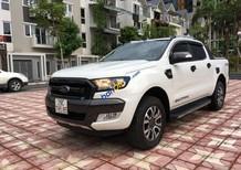 Cần bán xe Ford Ranger 3.2 Wildtrak năm 2017, màu trắng, xe nhập