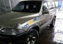 Bán Ssangyong Musso MT sản xuất năm 2003, nhập khẩu giá cạnh tranh