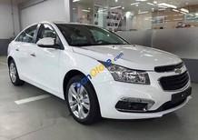 Cần bán Chevrolet Cruze đời 2018, màu trắng