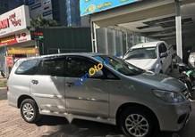 Cần bán xe Toyota Innova E sản xuất 2015, màu bạc chính chủ, giá 589tr