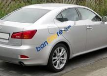 Cần bán lại xe Lexus IS 250 sản xuất 2010, màu bạc