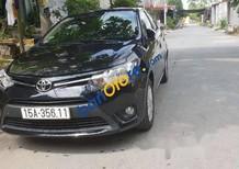 Bán xe Toyota Vios đời 2017, màu đen