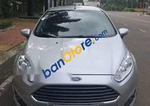 Cần bán lại xe Ford Fiesta đời 2014, màu bạc