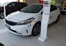 Bán xe Kia Cerato 1.6AT sản xuất năm 2018, màu trắng