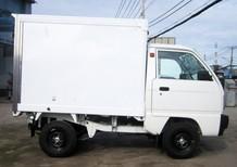 Bán Suzuki Super Carry Truck 2018, màu trắng, 249tr LH Hotline 0978631002