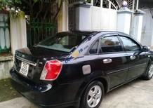Cần bán lại xe Daewoo Lacetti EX sản xuất năm 2009, màu đen, nhập khẩu nguyên chiếc xe gia đình, giá chỉ 210 triệu