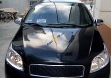 Cần bán gấp Chevrolet Aveo LTZ sản xuất 2015, màu đen xe gia đình