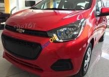 Cần bán xe Chevrolet Spark sản xuất năm 2018, màu đỏ, giá tốt