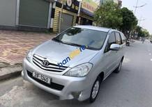 Cần bán Toyota Innova 2.0G năm sản xuất 2010, màu bạc