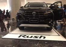 Toyota Rush 7 chỗ đời 2018, khẩu nguyên chiếc, giao xe quý 4/18, hỗ trợ trả góp tới 90%