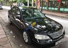 Bán Ford Mondeo năm sản xuất 2003, màu đen xe gia đình
