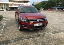 Cần bán xe Volkswagen Tiguan 2.0AT đời 2012, màu đỏ, xe nhập, giá 730tr