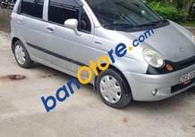 Cần bán lại xe Daewoo Matiz sản xuất năm 2008, màu bạc, 74tr