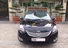 Gia đình cần bán gấp chiếc Toyota Vios 1.5 E 2012 số sàn, chính chủ, màu đen