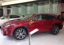 Cần bán Lexus RX 350 đời 2018, màu đỏ, giá tốt
