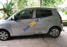 Cần bán lại xe Kia Morning năm sản xuất 2009, màu bạc giá cạnh tranh