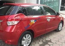 Cần bán lại xe Toyota Yaris 1.3G 2015, màu đỏ, giá tốt