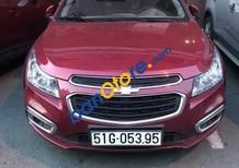 Gia đình bán Chevrolet Cruze đời 2016, màu đỏ