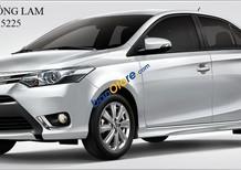Toyota Sông Lam - Bán Vios 1.5G CVT 2018, đủ màu giao ngay, Khuyến mãi khủng, hotline: 0968 56 5225