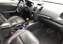 Cần bán Kia Forte AT sản xuất năm 2010, màu bạc số tự động