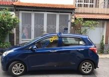 Bán Hyundai Grand i10 2016, màu xanh lam