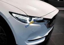 Cần bán xe New Mazda CX 5 2.5 AWD đời 2018, màu trắng 25D