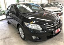 Bán Toyota Corolla Altis 1.8AT sản xuất 2010, màu đen
