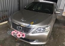 Bán Toyota Camry E 2.0AT năm sản xuất 2014, màu vàng số tự động, 788tr