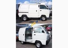 Bán ô tô Suzuki Blind Van sản xuất 2018, màu trắng, 293tr