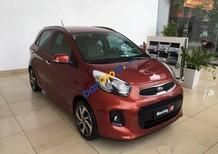 Bán Kia Morning năm sản xuất 2018, màu đỏ, giá tốt