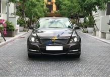 Bán ô tô Mercedes-Benz C250 sản xuất 2014 màu nâu, giá chỉ 950 triệu